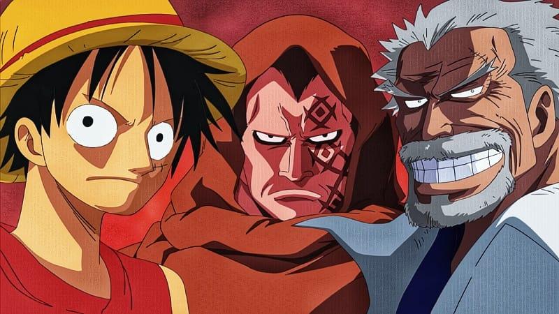 One Piece: Does Monkey D. Dragon have a Devil Fruit Power?
