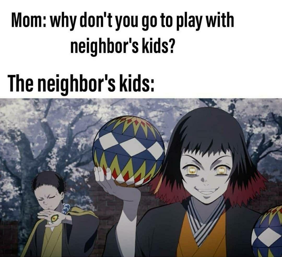 Demon Slayer Memes
