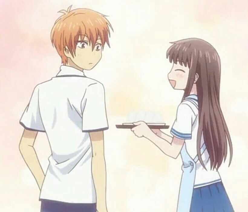 Moments Between Kyo And Tohru