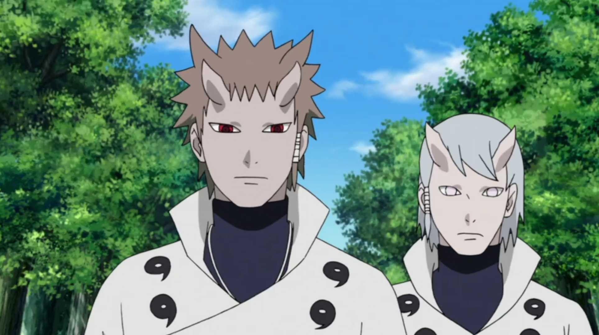 (source: Tumblr) Kaguya's sons Hogoromo and Haruma