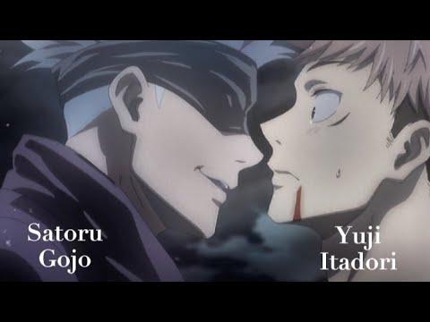 Yuji Gojo and Itadori