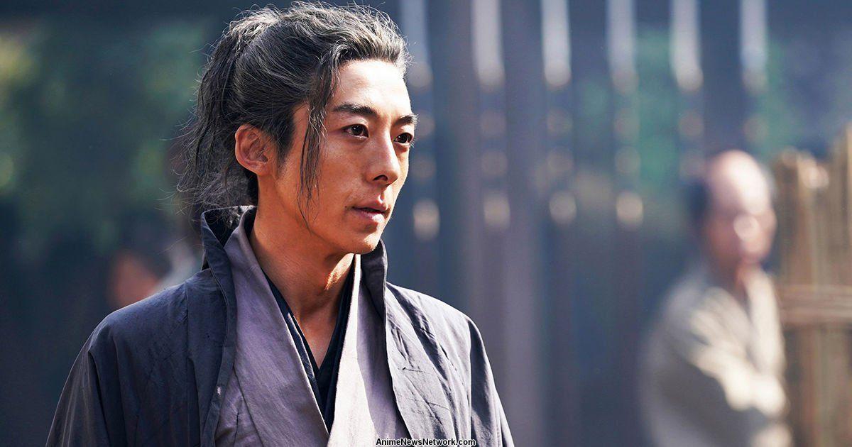 Rurouni Kenshin: The Beginning Movie