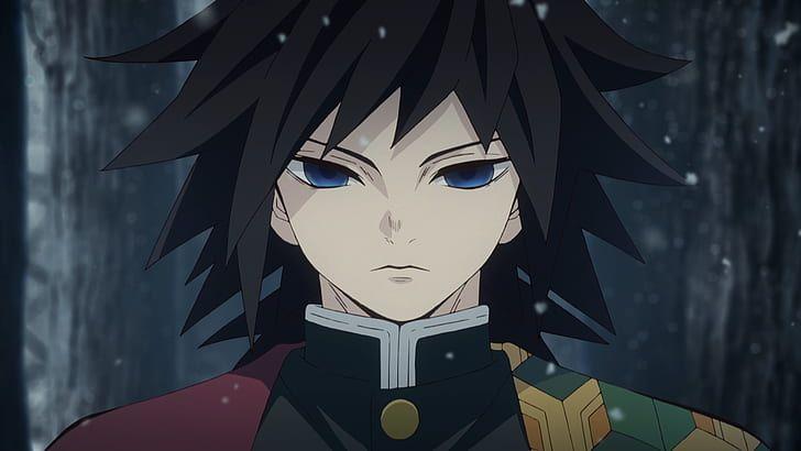 Giyu Tomioka demon slayer
