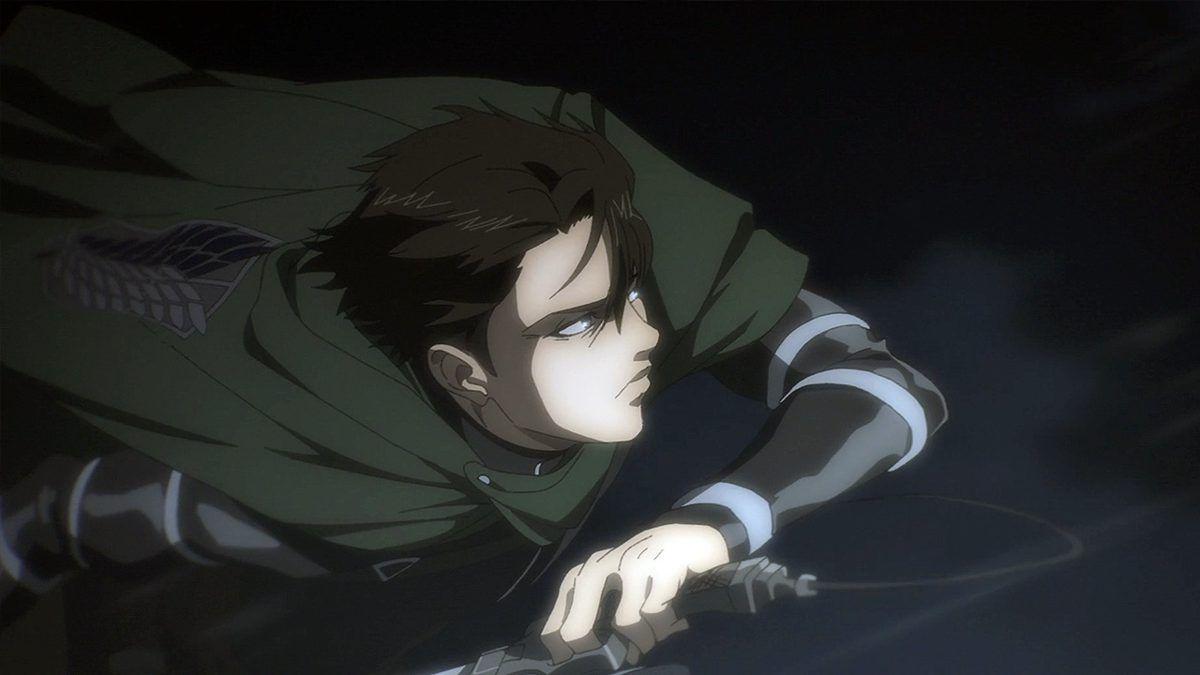 Levi Ackerman   Character Analysis   Attack on Titan