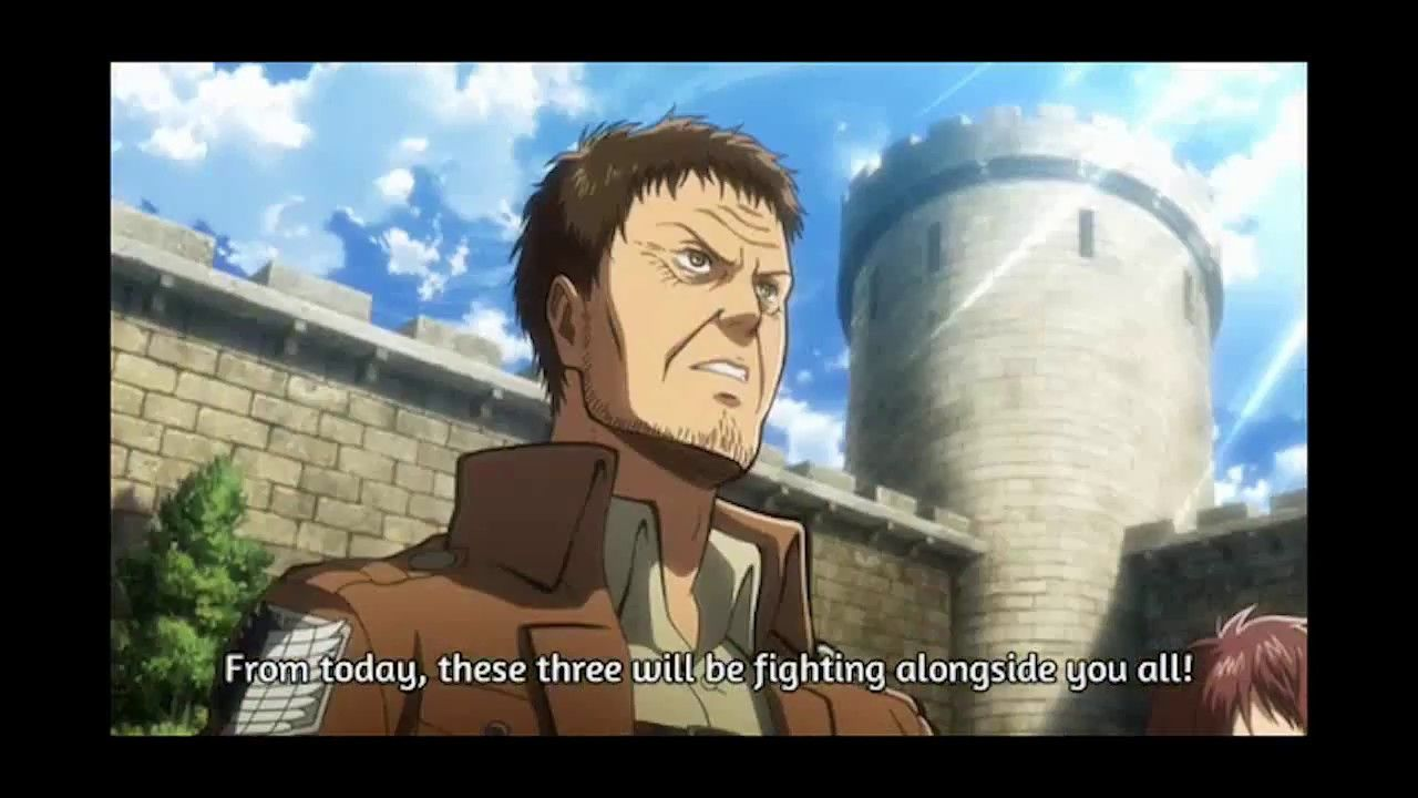 Levi Was Forced To Join The Survey Corps