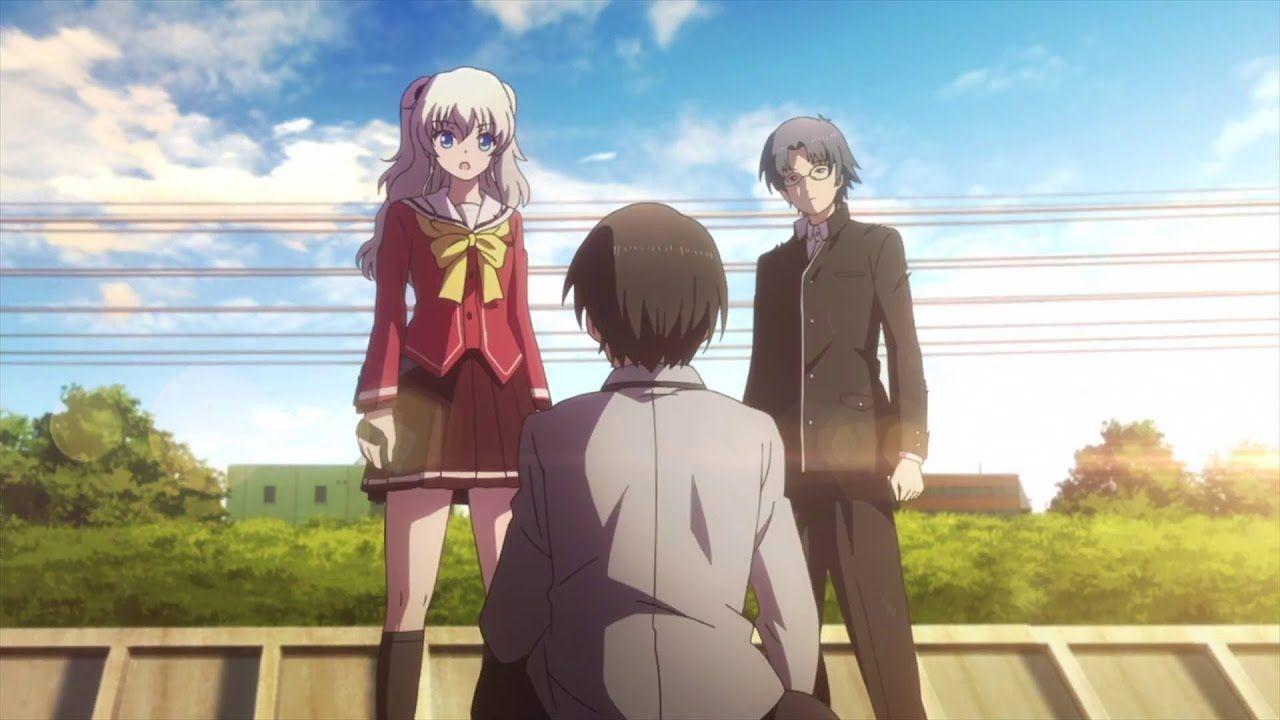 Is Charlotte Anime Sad?