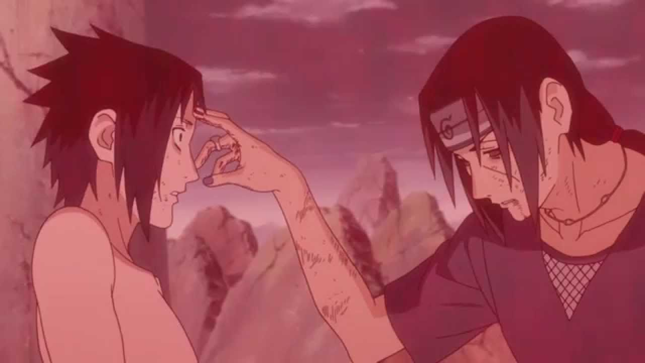 Battle between the Uchiha Brothers