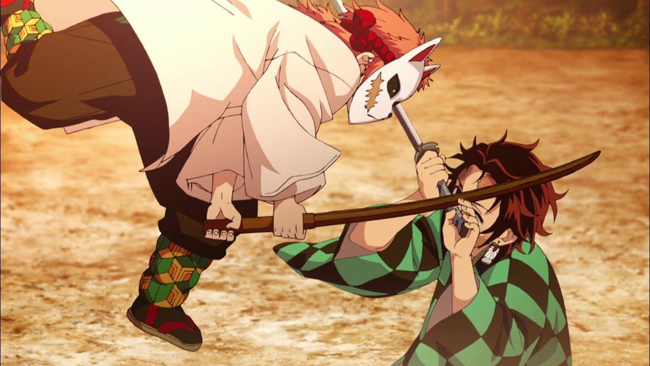 Sabito and Tanjiro