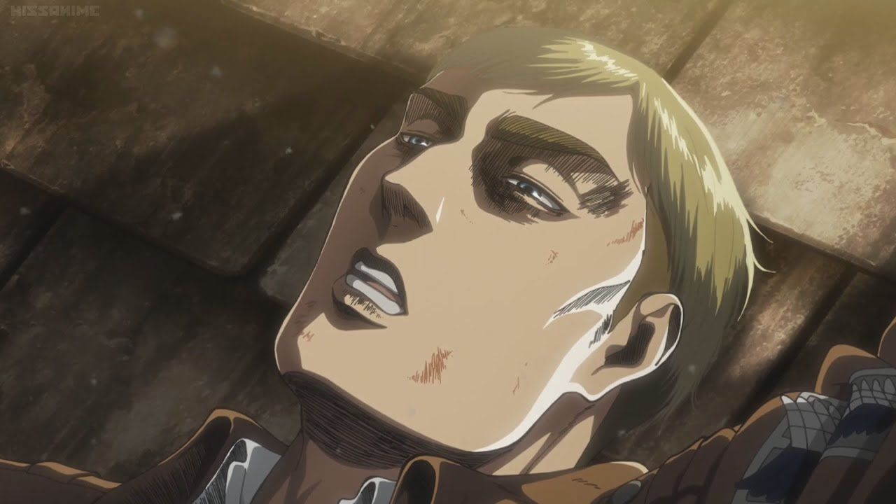 Commander Erwin Death