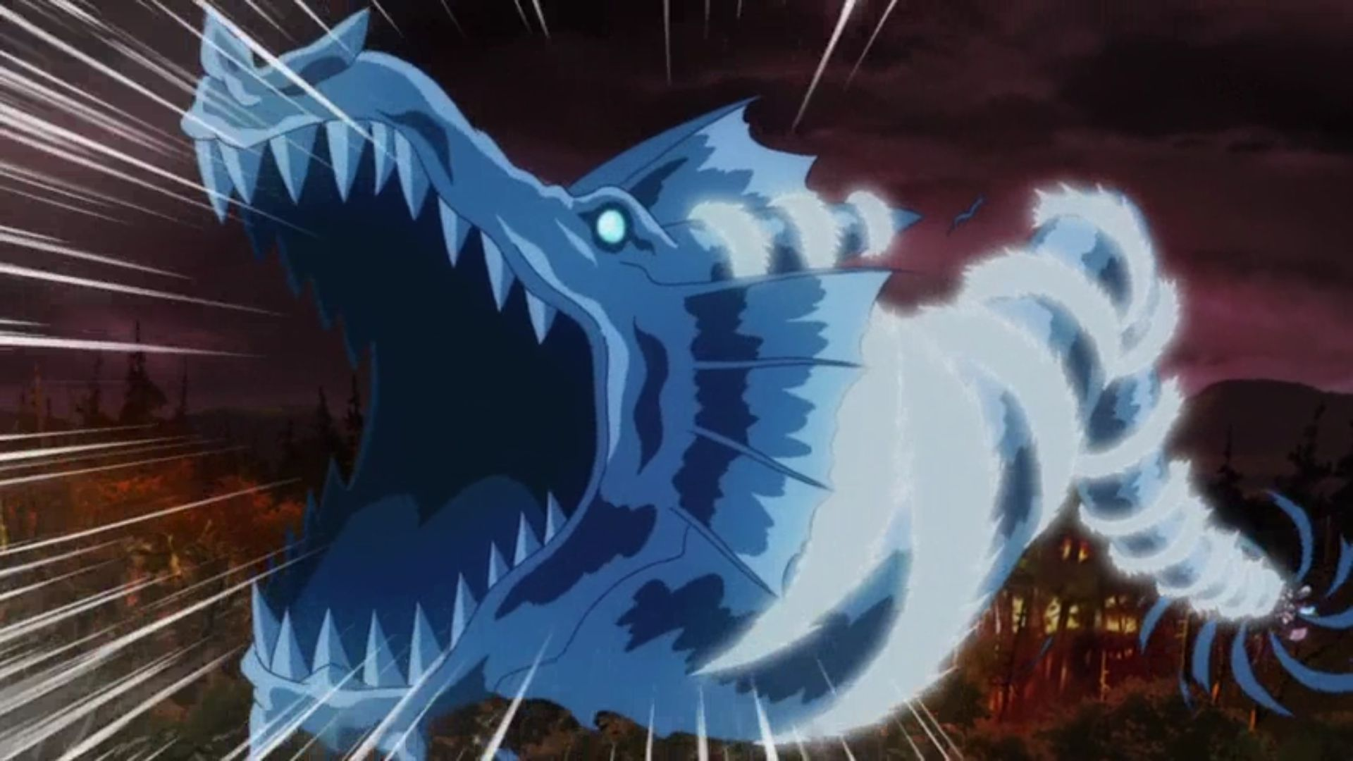 Sea Dragon's Roar