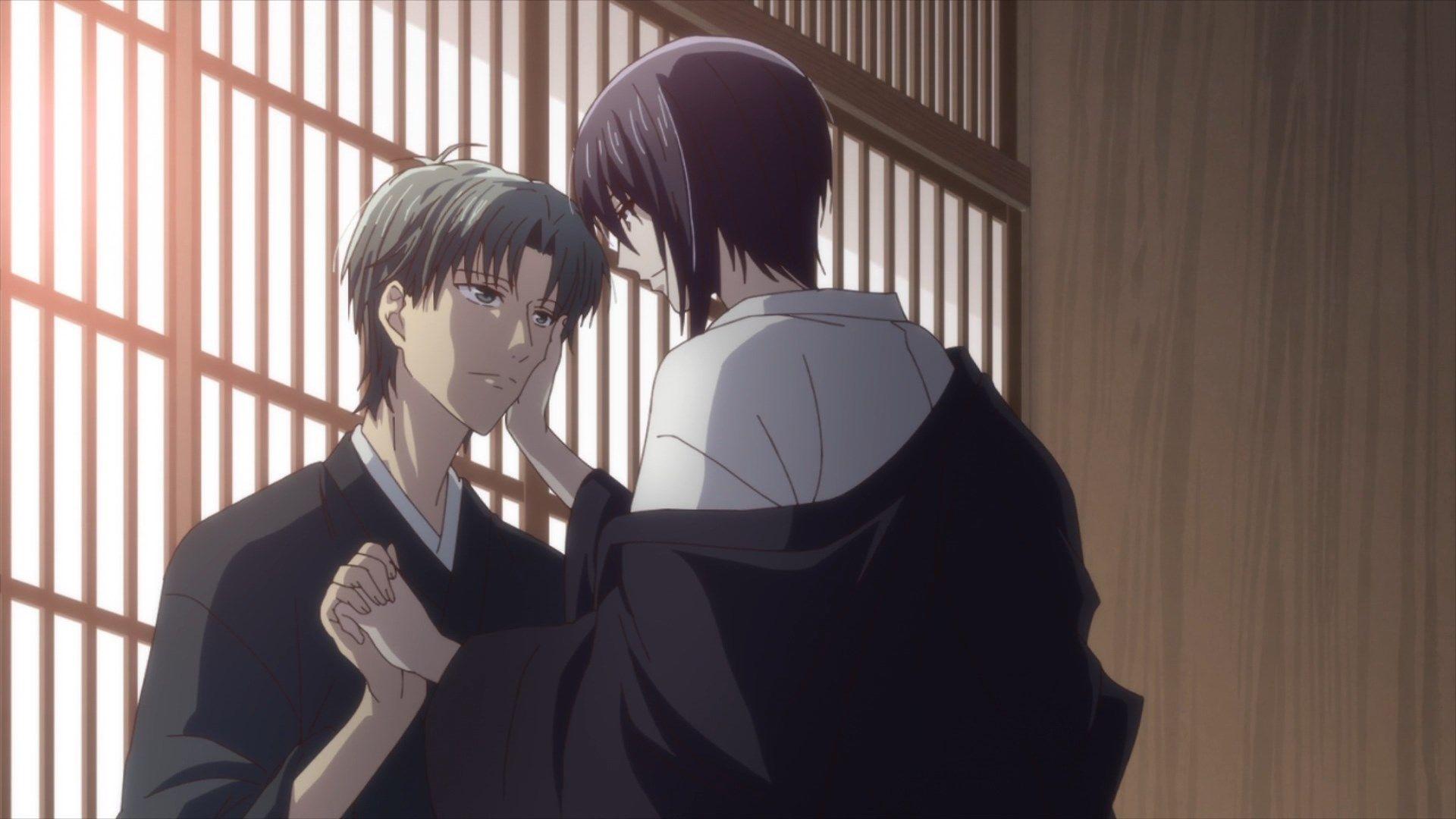 shigure and akito