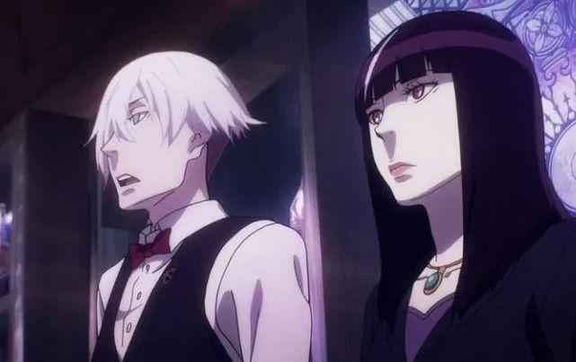 Psychological Thriller Anime   Death Parade