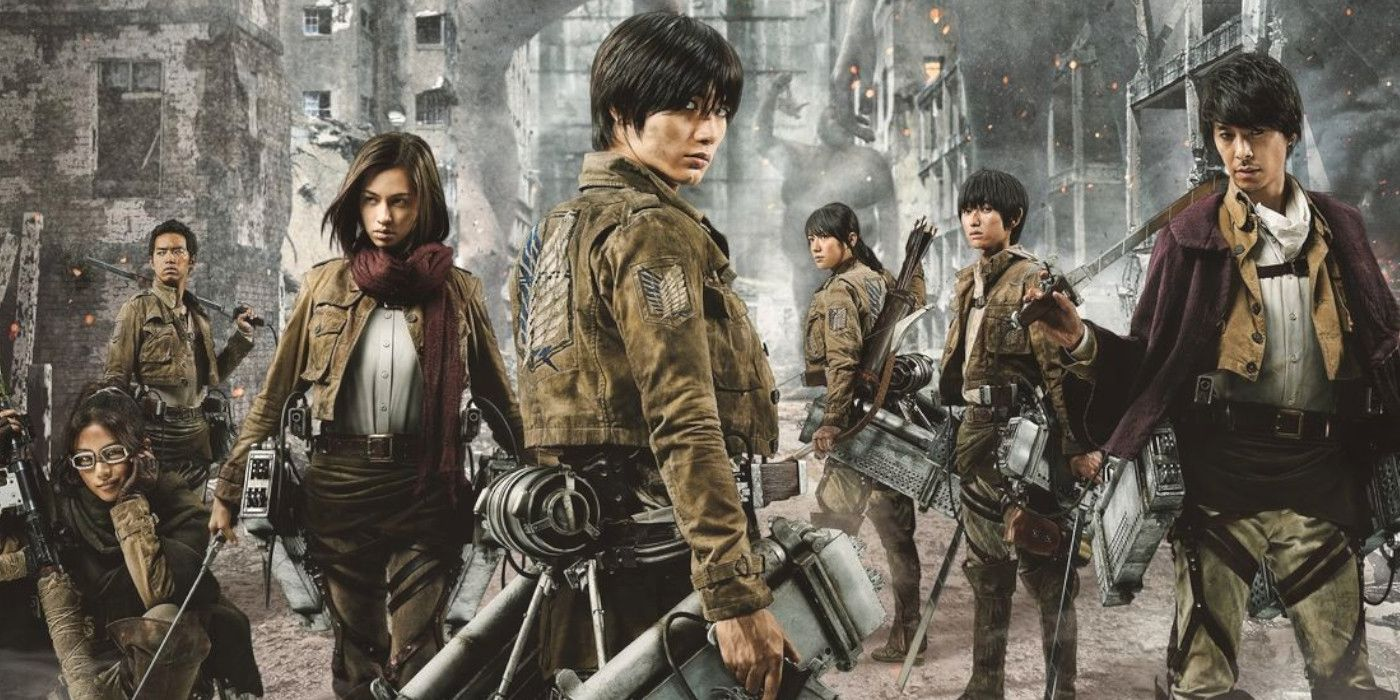 attack on titan Worst Live Action