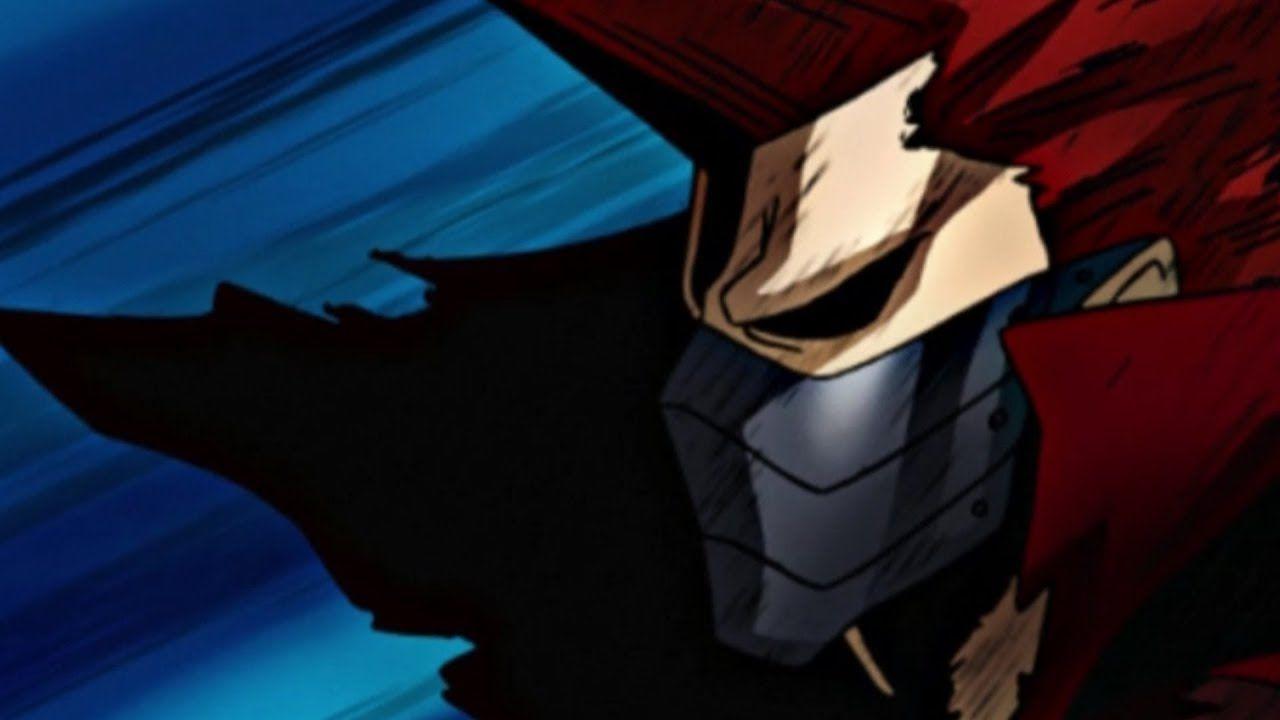 MHA Pro Hero Crimson Riot