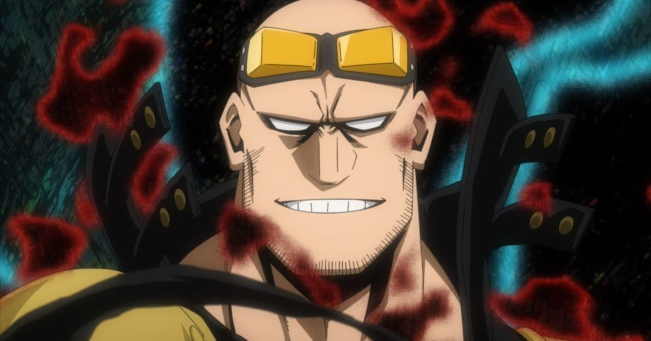 MHA Lariat One For All