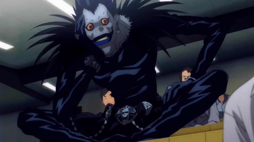 Psychological Thriller Anime   Death Note