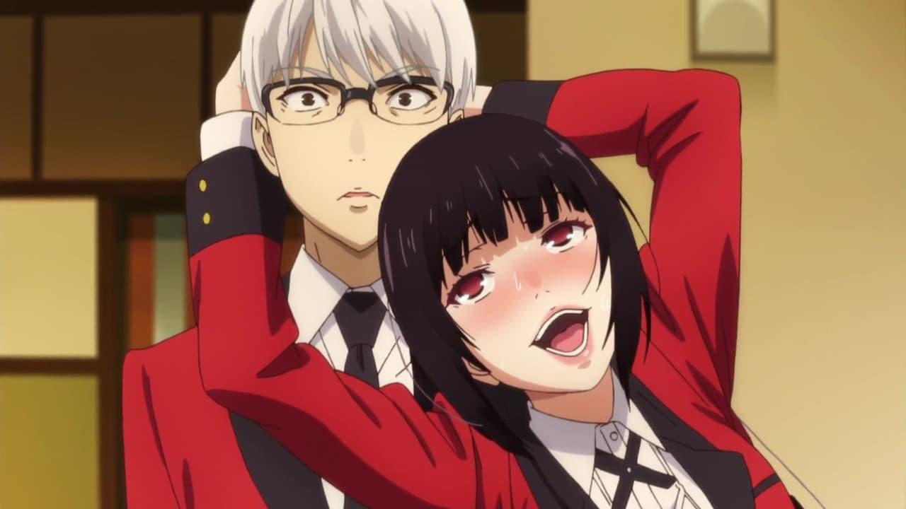 Psychological Thriller Anime   Kakegurui
