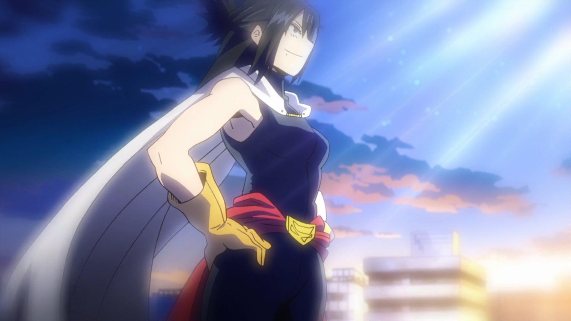 MHA Pro Hero Nana Shimura