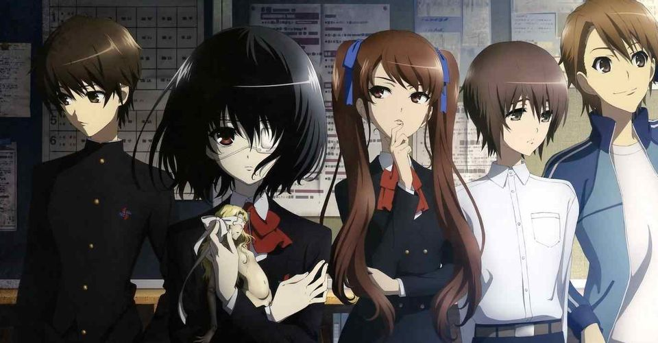 Psychological Thriller Anime   Another