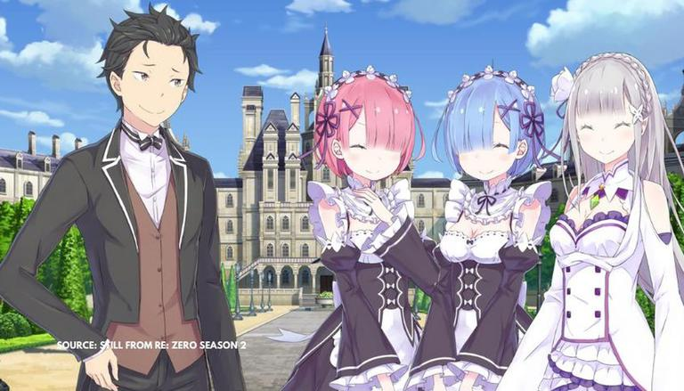 Re: Zero- Starting Life In Another World