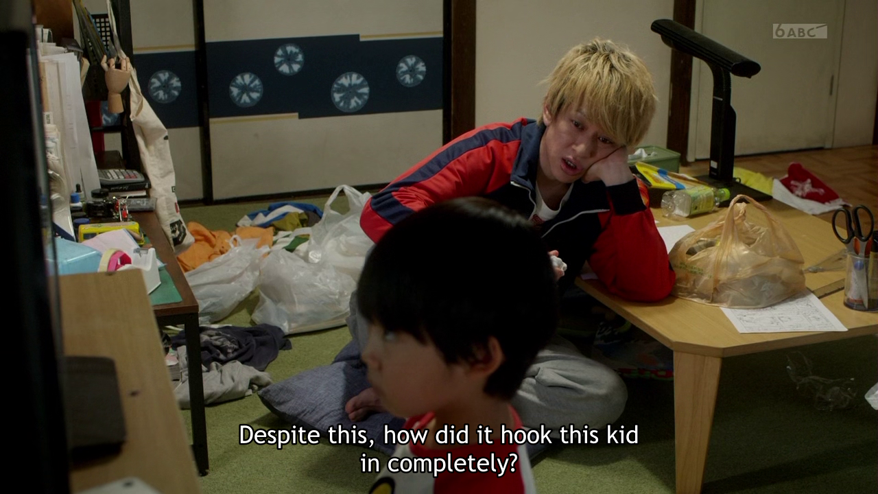 Kotaro Lives Alone: Karino's Bond With Kotaro