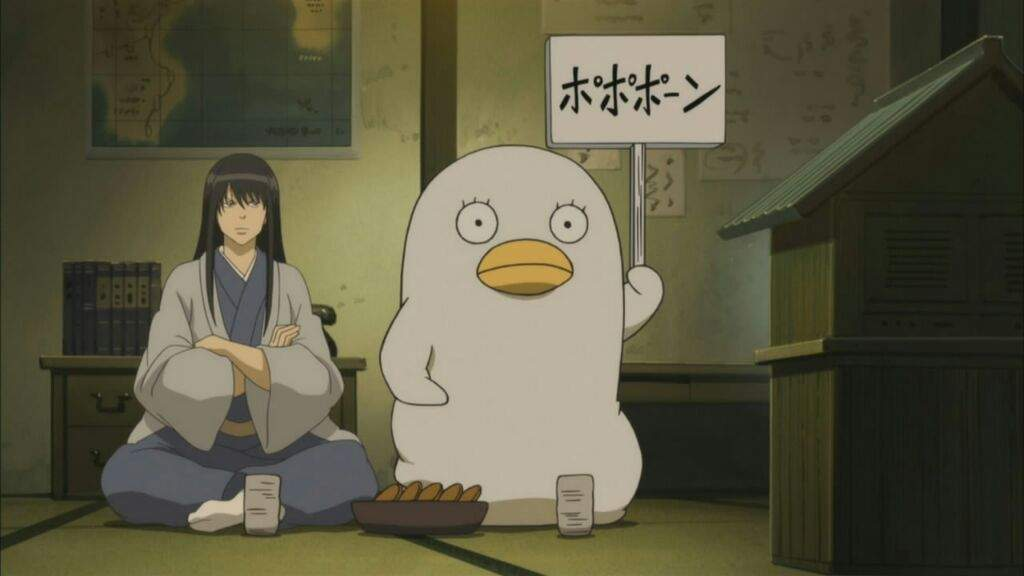 Elizabeth: Gintama's Most Mysterious character