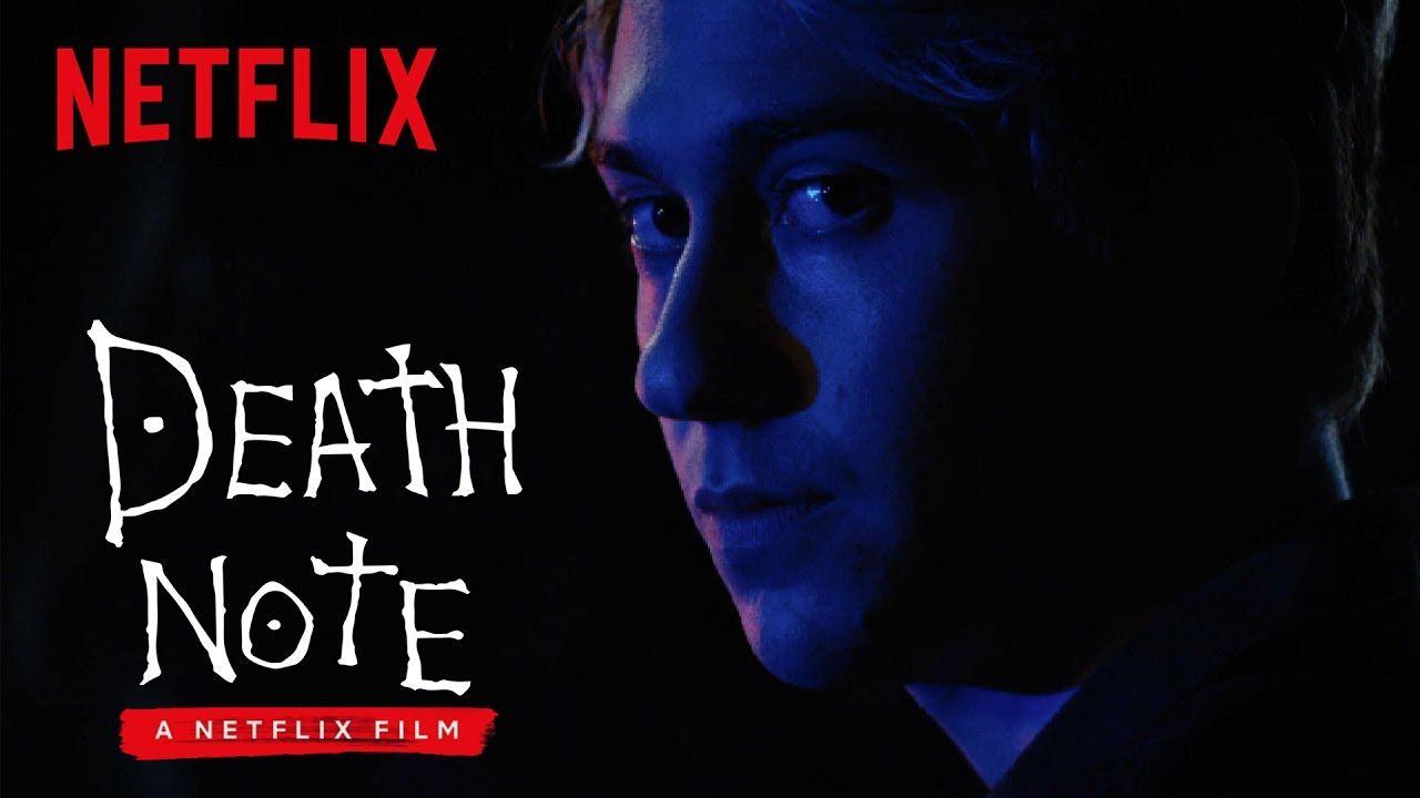 Death Note (2017) live action