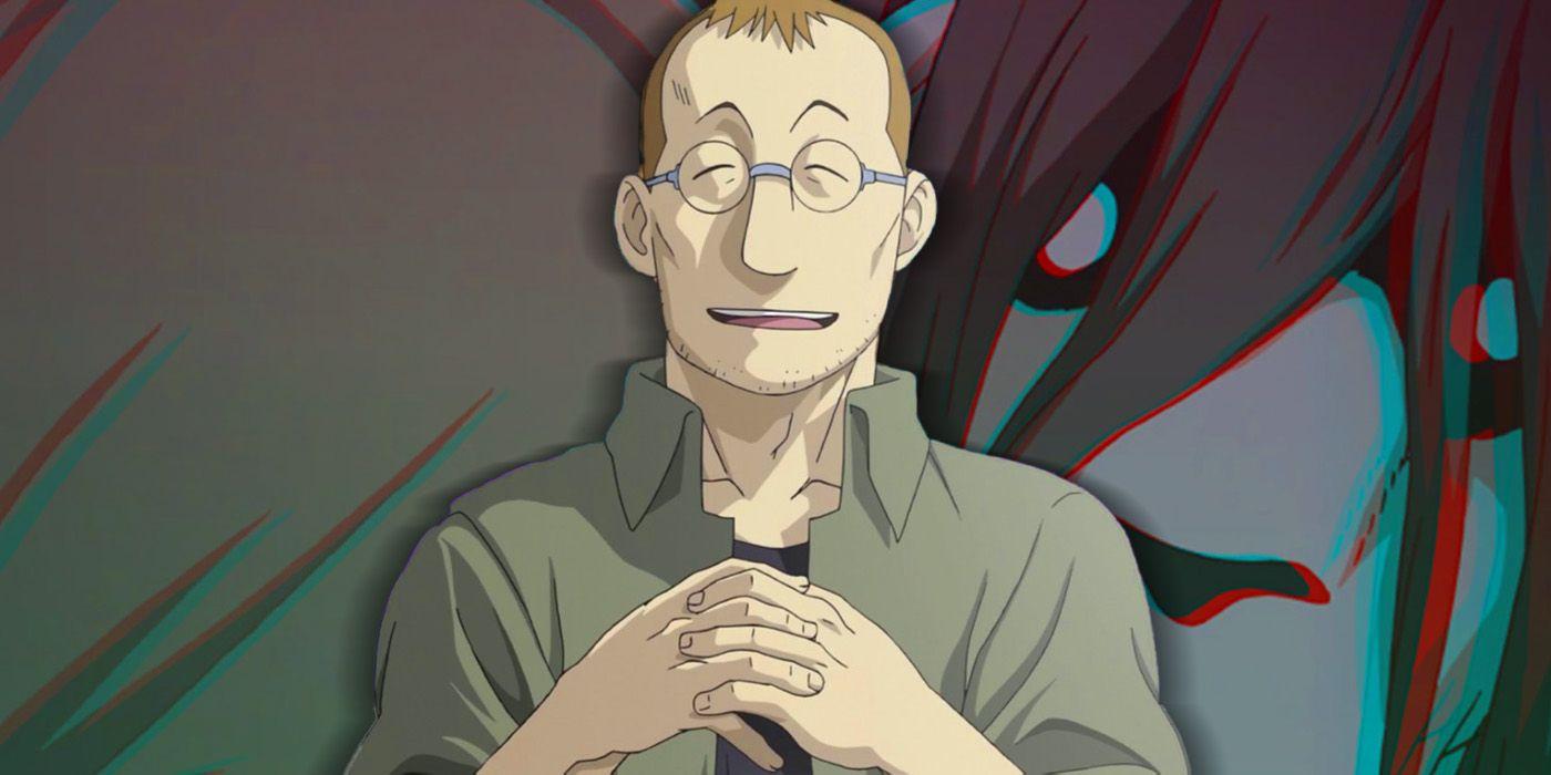 Shou Tucker   Fullmetal Alchemist best anime villains