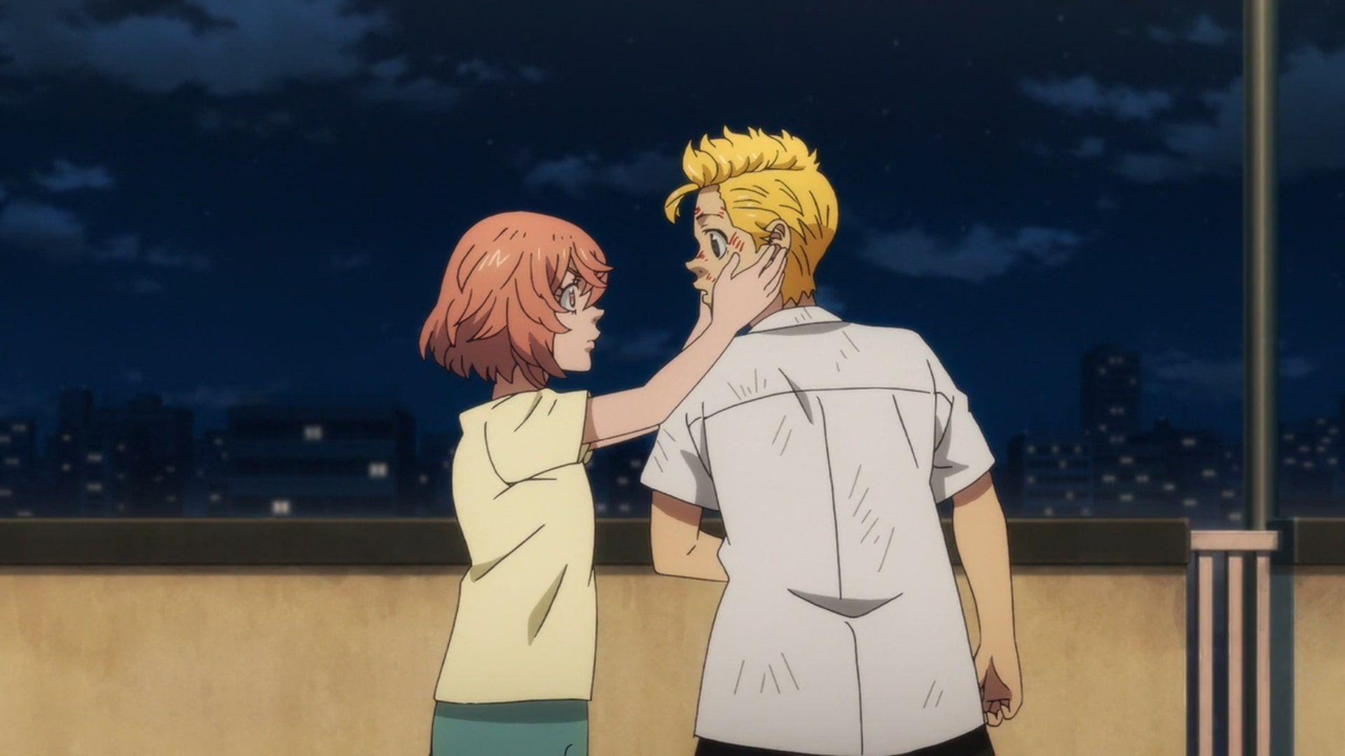 Who is Takemichi Hanagaki's Love Interest