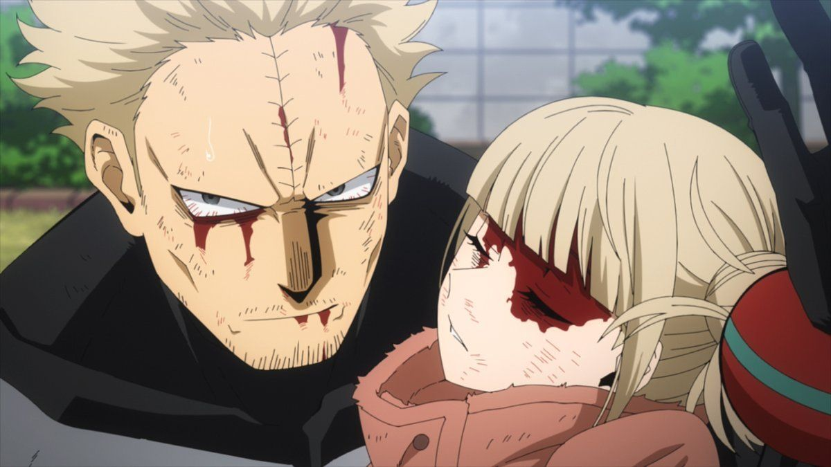Who is Himiko Toga's Love Interest