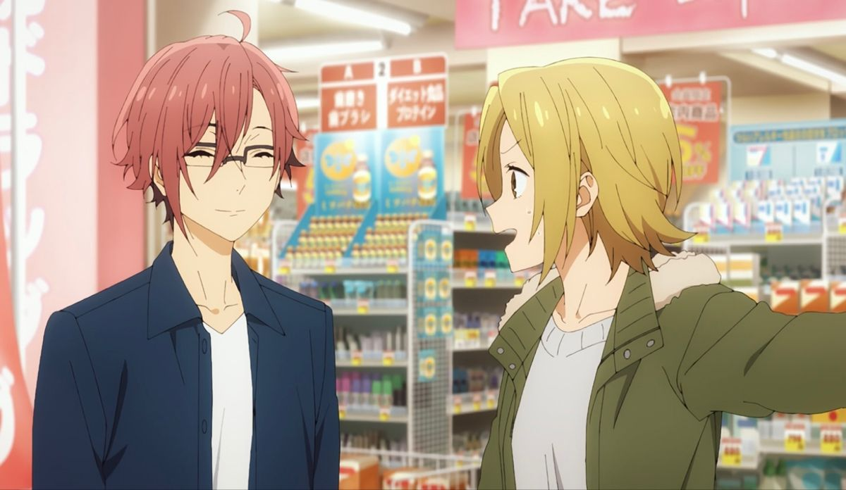 Akane and Yuki together